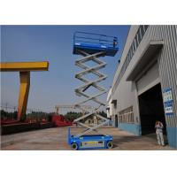 Wholesale Steel Structure Rough Terrain Forklift, Hydraulic Platform Lift 13M High Loading Capacity from china suppliers