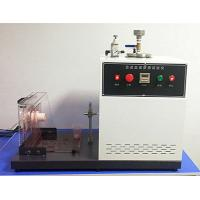 China GB19083-2010 Medical Mask Synthetic Blood Penetration Tester For Medical Inspection on sale
