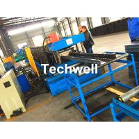 Wholesale Auto Size Changing Cable Tray Profile Making Machine / Cable Tray Manufacturing Machine from china suppliers