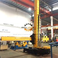 Wholesale Fixed Base Column And Boom Welding Manipulators With Manual Control Box from china suppliers