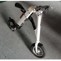 Wholesale Light Weight 2 Wheel Electric Standing Scooter 8inch Rubber Tire For Adult from china suppliers