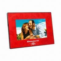 Wholesale 7-inch High-resolution Photo Frame, Multifunction from china suppliers