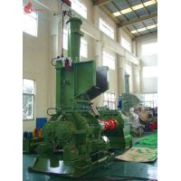 China Oil heating High Precision Bearing Banbury Internal Mixer For Plastic / rubber mixer banbury on sale