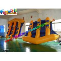 Wholesale Commercial Inflatable Flyfish , Inflatable Water Fly Fishing Toys for 6 Person Use from china suppliers