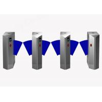 Wholesale Security Flap Barrier Turnstile Gate, Flap Turnstile Baffle Gate from china suppliers