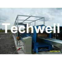 Wholesale Electric Cutting 17 Stations 17.7KW Large Span Roof Panel Roll Forming Machine 45# Steel from china suppliers