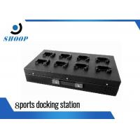Wholesale 8ports Police Camera Docking Station With Data Uploading Universal Management from china suppliers