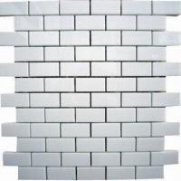 Wholesale White Crystallized Glass Mosaic, Other Types are Available from china suppliers