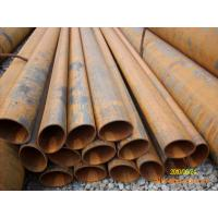 Wholesale Ellipse, Circle, Square, Rectangle galvanized / coated / black Welded Steel Pipes / Pipe from china suppliers