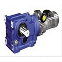 Wholesale Medium Temperature Motor Gear Reducer /  K series gear reducer from china suppliers