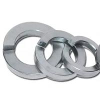 Wholesale Cheese Head Screw Stainless Steel Spring Lock Washers With Square End DIN7980 from china suppliers
