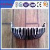 aluminium die casting radiator, aluminium extrusion profile alloy manufacturer for sale