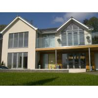 Buy cheap NZS standard Tempered Glass Panel Balustrade Safety Railis for Balconies from wholesalers