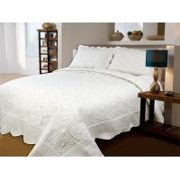 Wholesale Household Embroidery Quilt Bedding Sets , Wrinkle Resistant Stamped Embroidery Quilt Kits from china suppliers