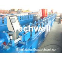 Wholesale CCr 15 High Grade Steel Rolling Shutter Forming Machine For 5-15m/min Forming Speed from china suppliers