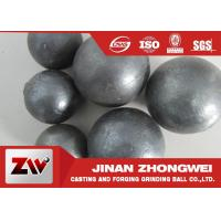 Wholesale HRC 60-68 Hardness Grinding Steel Balls for Mining and Cement Plant Ball Milling from china suppliers