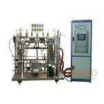 China Floor Stand Simple Stirred Tank Bioreactor , Laboratory Bioreactor 20L-200L for sale