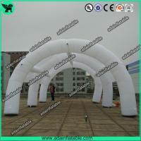 Wholesale Advertising Inflatable Tunnel Tent, White Inflatable Arch Tent For Event Party Sale from china suppliers
