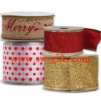 Wholesale Printed polyester satin grosgrain ribbon Decorative Polyester Satin Ribbon from china suppliers
