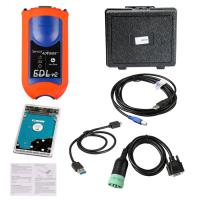 China JOHN DEERE DIAGNOSTIC KIT for John Deere Service Advisor Electronic Data Link v2 Truck diagnostic scanner on sale