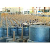 China Flat / Crimped Stainless Steel Wire Mesh Plain Weave  0.011 ' /  0.008  / 0.007  Wire 30 36 42  Width on sale