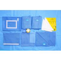 Wholesale Blue CE EO Sterile SMMS Disposable Surgical Packs Hospital OB Pack from china suppliers