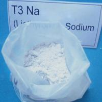 Buy cheap Pure White Growth Hormone Powder CAS 55-06-1 Liothyronine Sodium T3 from wholesalers