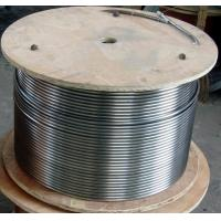 Wholesale 316L Alloy 625 Alloy 825 Coiled Steel Tubing For Chemical Injection Line from china suppliers