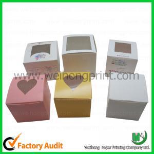 Quality Mini cupcake box for sale