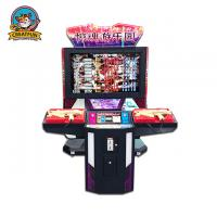 Indoor Coin Operated Game Machine Gun Target Shooting Game For Adult