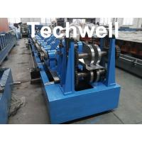 Wholesale Quick Interchangeable CZ Purlin Cold Roll Forming Machine for 1.0 - 3.0 mm Thickness Steel Coil from china suppliers