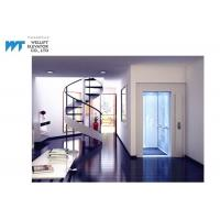 Wholesale Low Noise Residential Home Elevators With UPS Power Failure Emergency Leveling from china suppliers