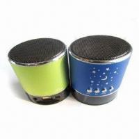 Quality Music Angel Sound Box Speakers with Aluminum Alloy Housing and 150 to 18000Hz for sale