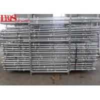 Wholesale HDG Steel Vertical Cuplock Shuttering System High Strength For Building Support from china suppliers