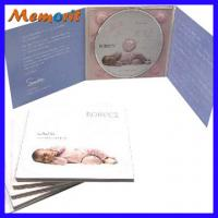 China 700MB/ 8.5GB Professional CD DVD Replication With Digipack DVD Replication Company on sale