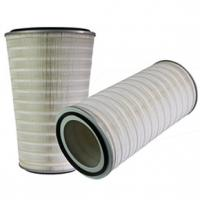 Wholesale Conical / Cylindrical Industrial Air Filter Cartridge Prolonging Life Span from china suppliers