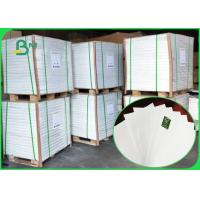 China 80GSM 100GSM Wood Free Paper Uncoated Offset Paper FSC Great Whiteness For Books for sale
