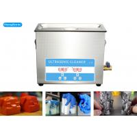 Wholesale 450 Watt Heater Ultrasonic Parts Cleaner For 3D Printed Parts 15L from china suppliers