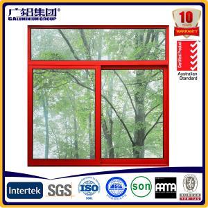 Buy cheap Price of popular designed aluminium sliding window from wholesalers