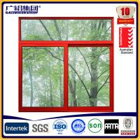 Wholesale Price of popular designed aluminium sliding window from china suppliers