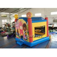Wholesale Popular Inflatable Bouncer Jumping Castle Blow Up Bounce House For Children Party from china suppliers
