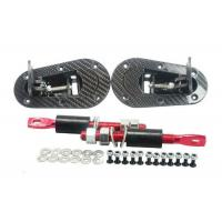 Wholesale JDM Style Auto Exterior Accessories 1 Inch Racing Car Lock Kit For Engine Bonnets from china suppliers