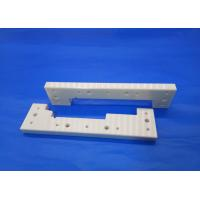 Wholesale White Toughened Zirconia Machinable Ceramic Block High Strength 95% zro2 Sudstrate from china suppliers