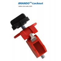 Wholesale BO-D04 circuit breaker lockout tagout devices with Safety Padlock, electrical lockout from china suppliers