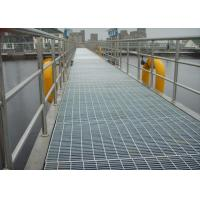 Quality Driveway Galvanized Steel Grating For Construction Welded Steel Material for sale
