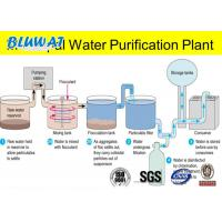 Buy cheap Professional Municipal Sewage Treatment Provider Blufloc CPAM Equivalent to Flopam FO4650VHM from Wholesalers