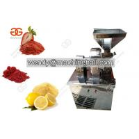 Wholesale multifunction fruit vegetable powder making machine with best price in china from china suppliers