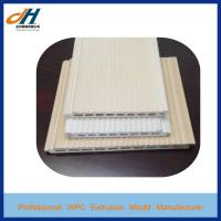 China PVC WPC Decking Board Extrusion Mould Tool on sale
