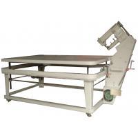 Buy cheap Automatic Non Woven Fabric Machine / Fabric Slitting Machine For Accessories Material Processing from wholesalers