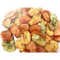 Wholesale Seaweed Coated Mixed Flavors Fava Bean Chips Fried Crispy 10- 12kg / CTN from china suppliers